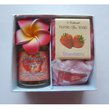 Aroma Terapi in bali strawberry message oil