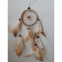 Dream Catcher Warna Cokelat