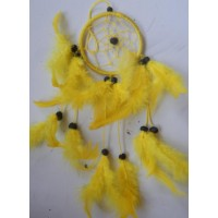 Dreamcatcher 9 cm warna kuning