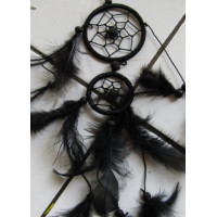 Dream catcher warna hitam