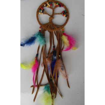 Dream catcher simpel warna coklat