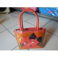 Tas Jinjing Natural Motif Hello Kitty