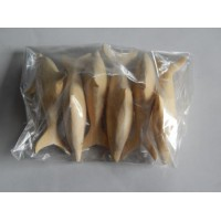 Set Of 6 Patung Kayu Dolphin