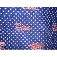 Bed Cover Medium Motif USA