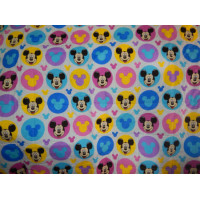 Bed Cover Besar Motif Mickey Mouse